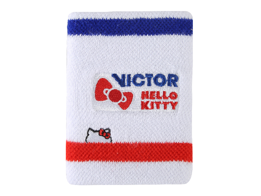 VICTOR x HELLO KITTY聯名運動護腕